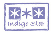 Indigo Star Photography | beautiful images of your children | based in Hampshire, UK logo